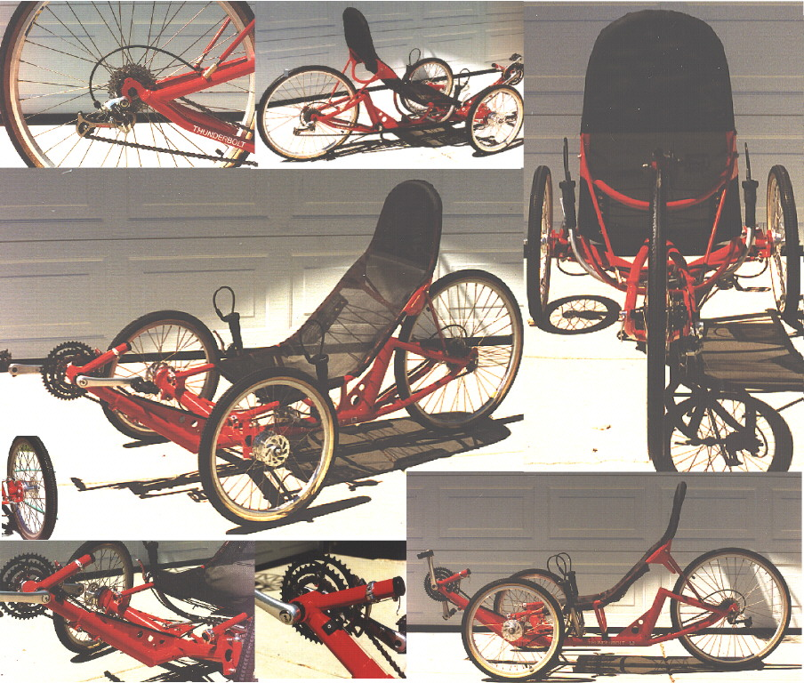 Bent Kit: Trike Building Plans
